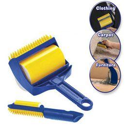 Brosse à cheveux réutilisable pour animaux de compagnie Brosse à dents collante ? partir de fabricateur