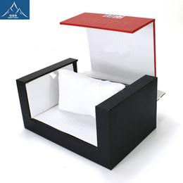 Завод прямых продаж, высокое-конец коробка часы, бренд часы, оригинальная коробка, пластиковые флип, коробка подарка, Оптовая продажа. от