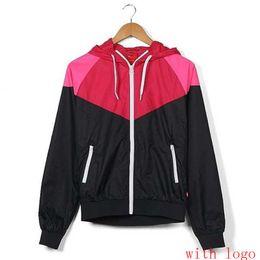 Wholesale Designer Jackets For Women - Winter Sweatshirt Hoodies Women Jackets Coat Jacket For Woman Designer Hoodies Logo Long Sleeve Hooded Zipper Women's Clothing