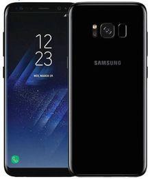 grátis iphone 5c desbloqueado Desconto Desbloqueado Original Samsung Galaxy S8 plus / S8 4 GB / 64 GB Octa Núcleo 6.2-inch display android Fingerprint recondicionado telefone