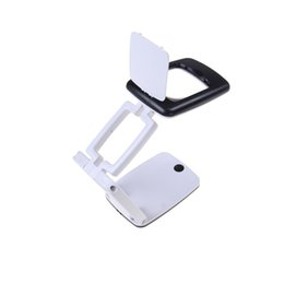 Wholesale Modern Glass Desks - 1pc Multifunction Magnifying Glass Foldable Desktop 3X Magnifier LED Compact Desk Lamp Lighting Loupe For Reading Writing
