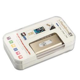 Argentina Unidad multifunción I-flash U Disk para iPhone 7plus OTG Pen Drive 16g 32g almacenamiento de memoria para Android 3 en 1 unidad flash USB Suministro