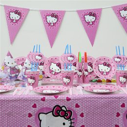 Discount Hello Kitty Birthday Theme Party Hello Kitty Birthday