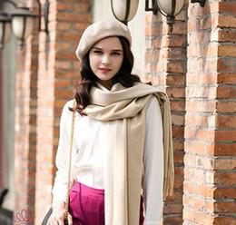 покупка шляп Скидка Bulk Caps 20pcs  Plain Pure Woolen Beret Hats Buy Womens Winter Berets Hat 2017 Spring Fall Lady Soft Warm Plain Wool Cap