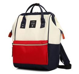 Bonitos mochilas menina faculdade on-line-Novo Japão Mochilas Escolares Para Meninas Adolescentes Bonito Mochila Escolar Para O Colégio Escola Saco Para Mulheres Anel Anello Mochila