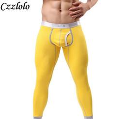 Wholesale Mens Warm Underwear Long Johns - Czzlolo Mens Underwear HotWinter Mens Warm Thermal Underwear Mens Long Johns Thermal Underwear Thick Trousers Warm Long johns