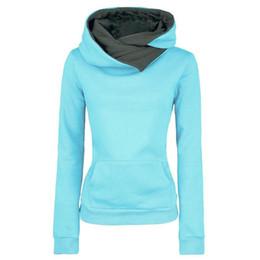 Wholesale sportwear for women - 2018 Autumn Tracksuit For Women Long Sleeve Sweatshirts Casual Womens Sportwear Hooded Hoodies Sudaderas Mujer Pullovers Tops