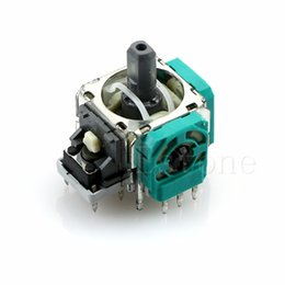 Wholesale Replacement Shocks - 3D Controller Joystick Axis Analog Sensor Module Replacement For Xbox One - L060 New hot