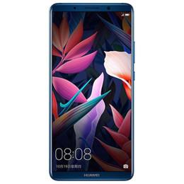 "Wholesale Qwerty Phones Pink - Original HuaWei Mate 10 Pro 4G LTE Mobile Phone Kirin 970 Android 8.0 6.0"" 2160*1080 6GB RAM 64GB 128GB ROM 20MP NFC Fingerprint Cell Phone"