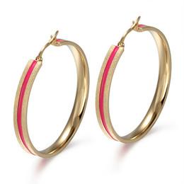 Boucles d'oreilles femme Boucles d'oreilles à la mode Hoop Ear Jacket Boucles d'oreilles en émail ? partir de fabricateur