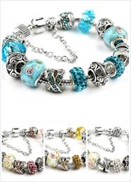 dias de correntes Desconto 18 + 3 cm nova moda europeia encantos pulseiras para as mulheres 925 cobra de prata cadeia pulseiras diy jóias dia das crianças como um presente de natal