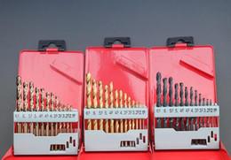 105pcs//Set HSS Drill Bits Straight Shank Drilling Foraluminum Alloy 1.5-10MM UK