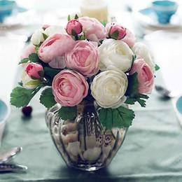 Rabatt Kamelie Blumenstrausse Hochzeit 2018 Kunstliche Kamelie