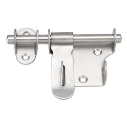 portões de aço Desconto Fechamento de aço inoxidável da trava do parafuso do tambor da segurança da porta da porta, hardware da porta
