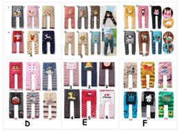 Wholesale Busha Baby Tights - Free Shiping 18pcs lot Popular Baby Pants(36 colors choose) Baby Girls Boys Leggings Busha PP Pants Wear Children's Leggings & Tights BY0109