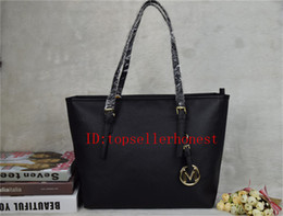 Wholesale Designer Handbags Brown - Hot sell Designers women famous brand MICHAEL KALLY handbag luxury PU LEATHER messenger handbags women's lady shoulder Travel bags 6821