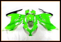Wholesale plastic mold cover - Green Black Good Quality Fairings For Kawasaki EX300R Ninja 300 2013 - 2015 Motorcycle Bodywork High Quallity Hulls Plastic Motorbike Cover