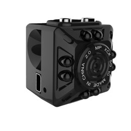 Wholesale Vision Car Security - SQ10 Mini DV Portable Sports Camera 1080P HD Car DVR Night Vision Video Recorder Motion Detection Security Camera New Free Shipping