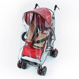 Regenschutz für Kinderwagen Kinderwagen Cart Dust Regenschutz Regenjacke für Kinderwagen Kinderwagen Zubehör Kinderwagen von Fabrikanten