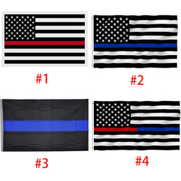 Wholesale Lot 20 3x5 USA Police Blue Line Memorial Law Enforcement Flag 3/'x5/'