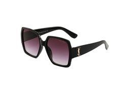 lunettes de vue noir mat Promotion Livraison gratuite NOUVEAU Lunettes de soleil noir mat pour hommes lunettes de soleil en verre Lens Plank lunettes de soleil haute qualité femme lunettes lunettes de protection UV