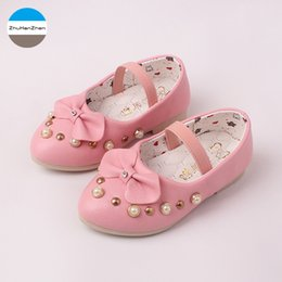 2018 1 to 3 years old baby girls princess shoes lovely bowknot infant  casual shoes newborn toddler soft bottom b535355c4a4f