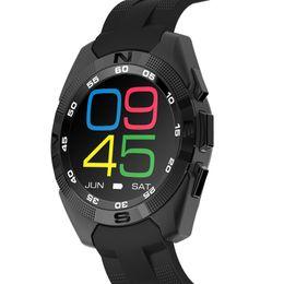 Deutschland Smart Watch G5 Unterstützung Sprachsteuerung Herzfrequenz Datenübertragung Smartwatch DZ09 GT08 Relogio supplier voice gold Versorgung