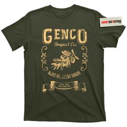 Vito online-Details zu Genco Import Co Olivenöl Die Pate Trilogie Vito Michael Corleone NY T-Shirt Lässiger lustiger kostenloser Versand Unisex T-Shirt Geschenk