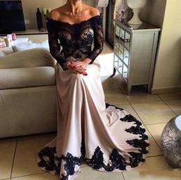 сексуальная одежда невесты Скидка 2018 современные вечерние платья партии носить с плеча кружева атласная линия длина пола Африки женщины формальные Пром платье мать невесты носить