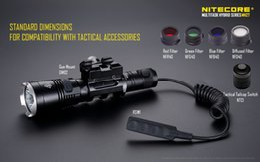 Самые высокие lm горелки онлайн-MH27 USB аккумуляторная фонарик CREE XP-L HI V3 1000 Lm RGB Высокий яркий факел без 18650 батареи