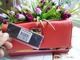 Argentina Big Capacity Carteras de mujer Señoras embrague Bolsos de cuero de moda femenina Titulares de tarjetas de identificación Teléfono celular Efectivo kk Monedero Monederos de damas bolsas cheap cell phone id holder Suministro