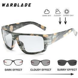 58e769429fd65 Photochromic Óculos De Sol Dos Homens Descoloração Polarizada Óculos HD  Masculino Anti Glare Óculos de Condução Óculos de Marca de Design WBL  acessível ...