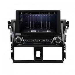 Reproductor de DVD del coche para Toyota Yaris 8 pulgadas 2 GB RAM Andriod 6.0 Octa core con GPS, control del volante, Bluetooth desde fabricantes