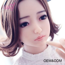 Wholesale Christmas Sex Doll - QCLDOLL Customized 5.18ft Flat Chest Love Doll For Christmas Gift Silicone Sex Flat Chest Love Doll