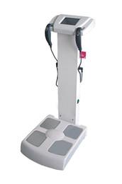 escáner completo Rebajas Nueva llegada !!! Analizador gordo profesional del cuerpo completo / analizador del cuerpo / máquina del analizador de la composición del cuerpo Envío libre