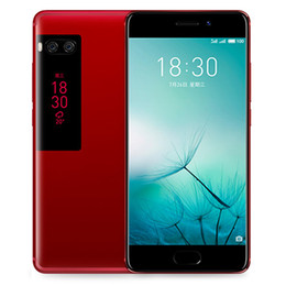 Оригинал Meizu Pro 7 4G LTE Мобильный телефон 4 ГБ оперативной памяти 64 ГБ / 128 ГБ ROM MTK Helio X30 Deca Core Android 5.2