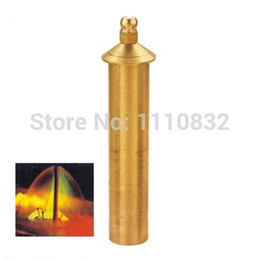 """Wholesale brass water nozzles - Factory Direct 2PCS LOT 3 4"""" DN20 Brass Water Unbrella Fountain Nozzle Spray Head Pond Water Sprinkler Spray Head"""