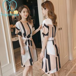 d16068ba22c 67  Summer Fashion Maternity Nursing Dress Ties Waist Breastfeeding Clothes  for Pregnant Women Pregnancy Breast Feeding Clothing