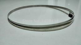 Wholesale Stainless Steel Tape Measures - 700-900mm Stainless Steel Outside Diameter Tape PI TAPE Periphery Measuring gauge Direct Diameter Reading