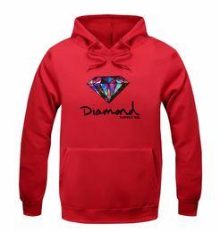 ac1c16c8 Chinese Diamond supply co men hoodie women street brand fleece warm  sweatshirt winter autumn fashion hip