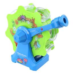 Giocattoli per insetti per bambini online-Magnete di vista dell'insetto dell'insetto di Bug della ruota panoramica Bambini bambini che imparano i giocattoli di scienza di biologia di osservatore dei bambini