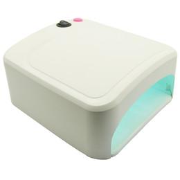 Wholesale Pro Nails Gel - Pro 36W UV Lamp Gel Nail Dryer UV Nail Lamp for Gel Polish Curing Light Gels Polish 3 Bulbs Manicure Machine Art Tools