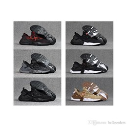 Wholesale best online shopping - Best Air Huarache 6.0 Classical Casual Sport Man Fashion Shoes huaraches 6s Basketball Sneaker Running Shop Shoe Store Online Size 40-46