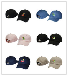 cappello tè kermit Sconti New Hot Kermit Tea Hat La rana Sipping Drinking Tea Baseball Papà Visor Cap Emoji New Popular 6 Panel polos caps cappelli per uomo e donna