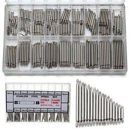 2019 pin da 25 mm 360Pcs 8mm - 25mm acciaio inossidabile orologio primavera barra perni di collegamento sconti pin da 25 mm