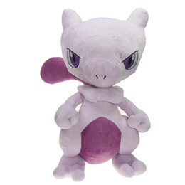 """Mewtwo jouets en Ligne-Hot New 12 """"30CM Mewtwo Plush Poupée Anime Collection Poupées De Collection Cadeaux Peluches Peluches"""