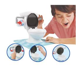 Argentina Problema creativo del inodoro juego divertido Mini juguetes para padres Amigos de los niños jugar juntos Inodoro juego de escritorio regalos para los niños supplier trouble game Suministro