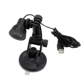 Wholesale Usb Removable - High Quality 360 Degree Rotating LED table lamp Aluminum Alloy Removable Suction Cup USB Reading Lamp led light