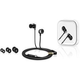 Bloco de orelhas on-line-cx3.00 Fones de ouvido Fones de ouvido com microfone intra-auriculares bloqueio de ruído fones de ouvido com pacote de varejo