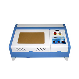 Wholesale Laser Cutting Machines - Updated 3020 40w USB port engraver HIGH PRECISE and HIGH SPEED Third Generation CO2 Laser Engraving Cutting Machine USB PORT